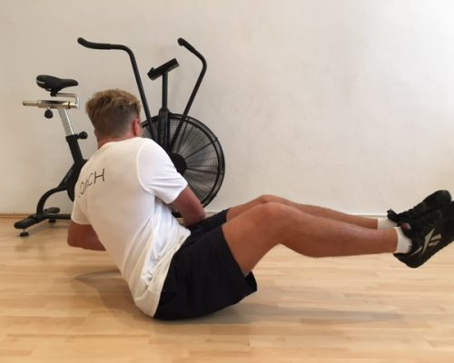 Leg Raises for Six Pack Abs