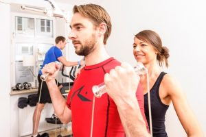 Personal Training mit Personal Trainer