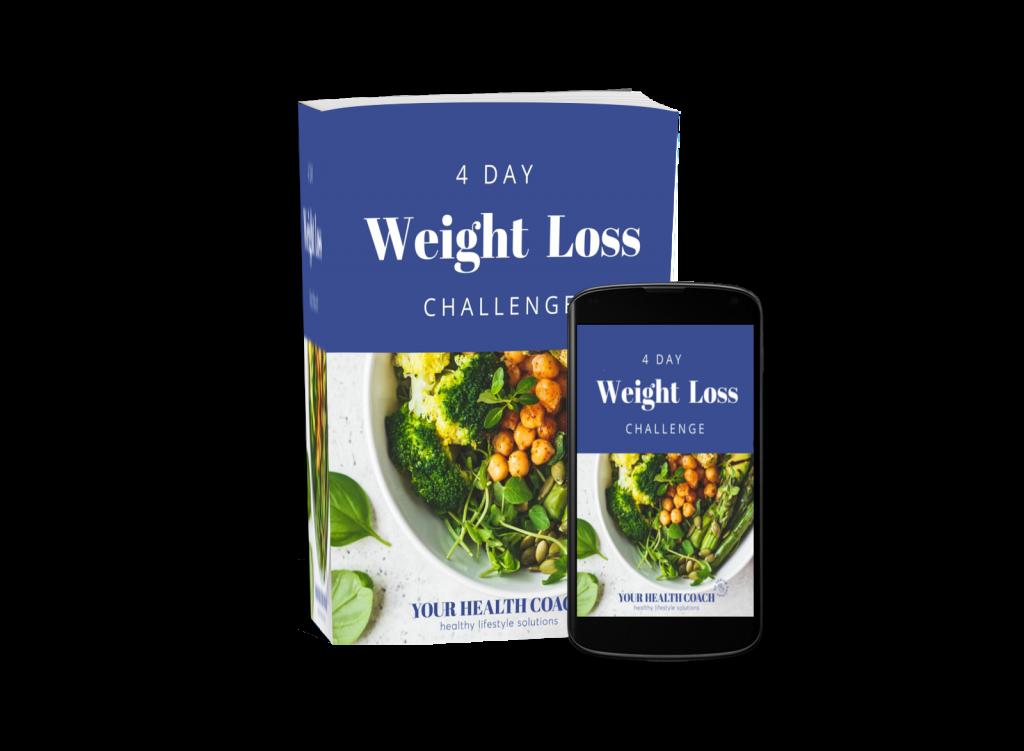 YHC-Kochbuch-4-Day Weight Loss Bootcamp Challenge