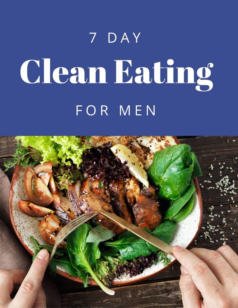 7-Tage Clean-Eating für Männer